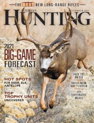Petersen's Hunting September