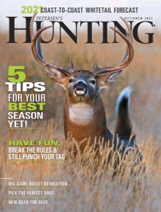 Petersen's Hunting October
