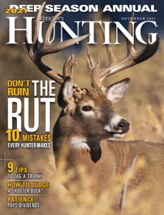 Petersen's Hunting November
