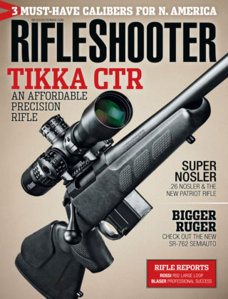 Petersen's RifleShooter Nov / Dec 2014