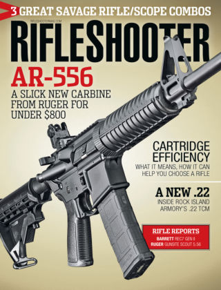 Petersen's RifleShooter March / April 2015
