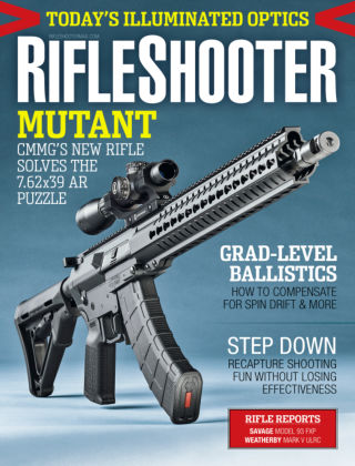 Petersen's RifleShooter July / August 2015
