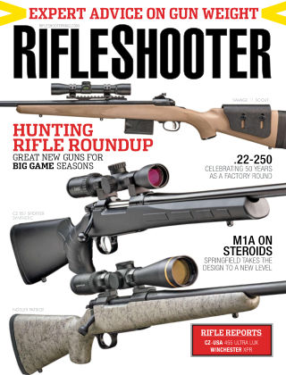 Petersen's RifleShooter Sept / Oct 2015