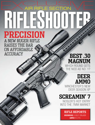Petersen's RifleShooter Nov / Dec 2015