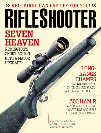 Petersen's RifleShooter Subscription Best Offer With Readly