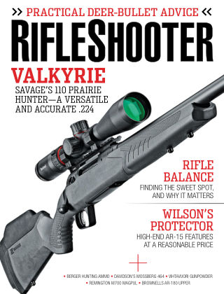 Petersen's RifleShooter Nov-Dec 2019