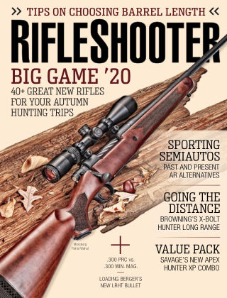Petersen's RifleShooter Sept and Oct 2020
