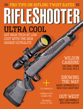 Petersen's RifleShooter March April 2020