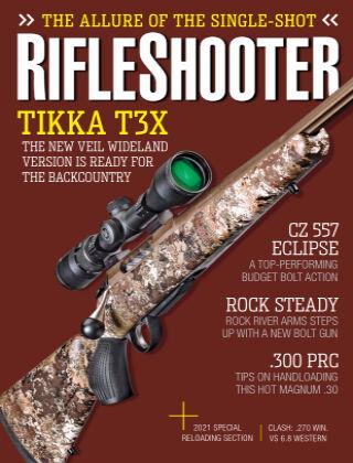 Petersen's RifleShooter May June 2021
