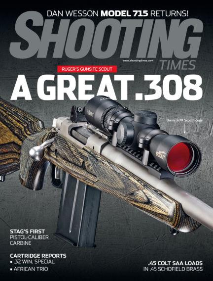 Shooting Times September 23, 2014 00:00