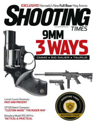 Shooting Times Dec / Jan 2015