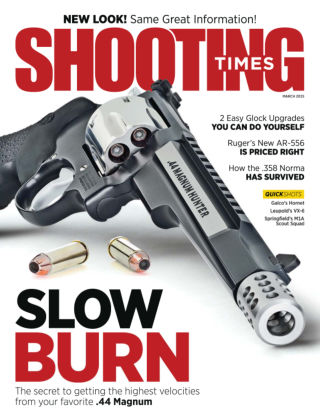 Shooting Times March 2015