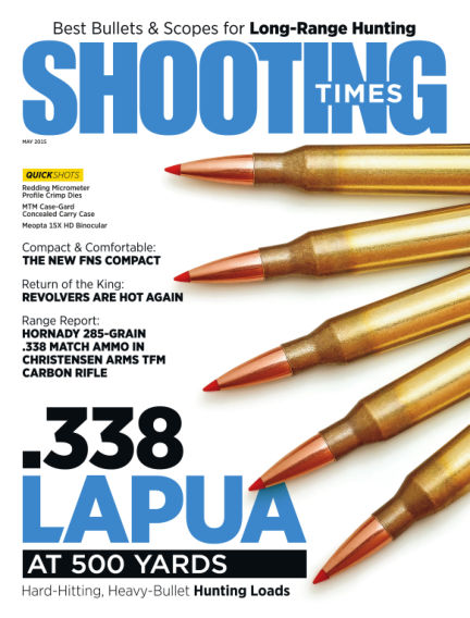 Shooting Times March 24, 2015 00:00