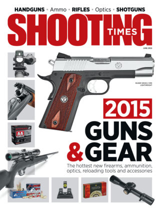 Shooting Times June 2015
