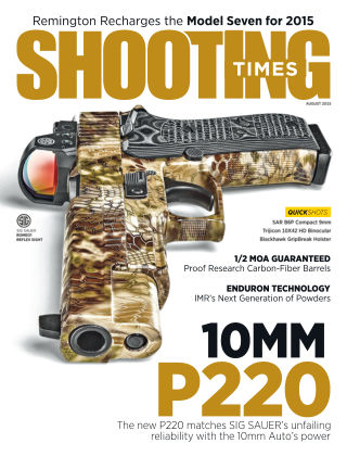 Shooting Times August 2015