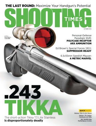 Shooting Times October 2015