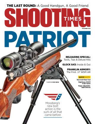 Shooting Times November 2015