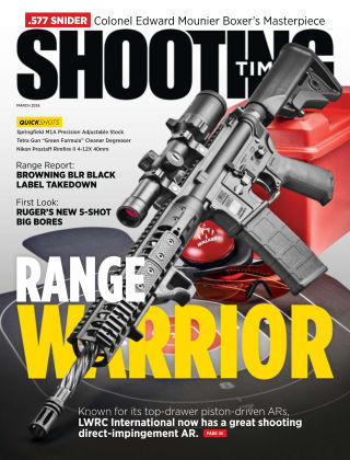Shooting Times Mar 2016