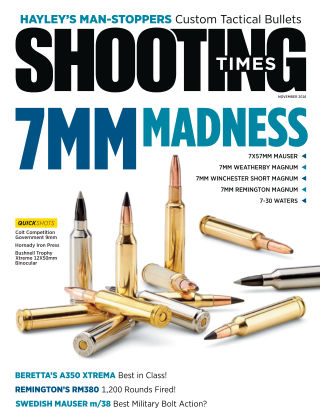 Shooting Times Nov 2016