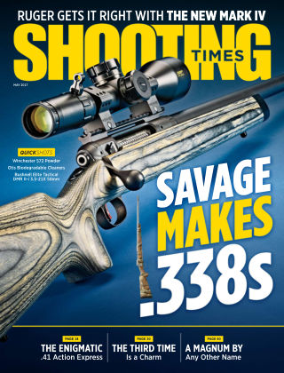 Shooting Times May 2017