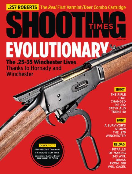 Shooting Times June 13, 2017 00:00