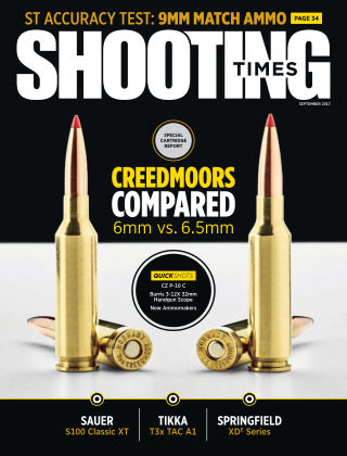 Shooting Times Sep 2017