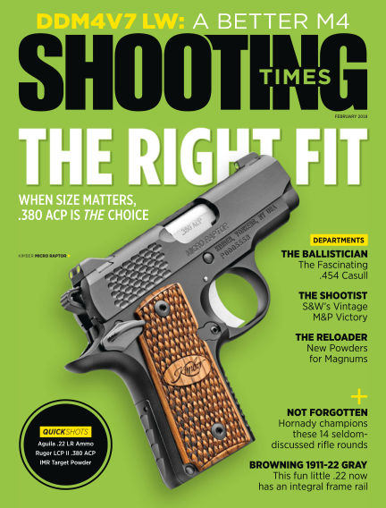 Shooting Times November 28, 2017 00:00
