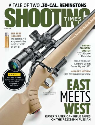 Shooting Times Mar 2018