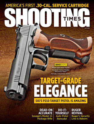 Shooting Times May 2018