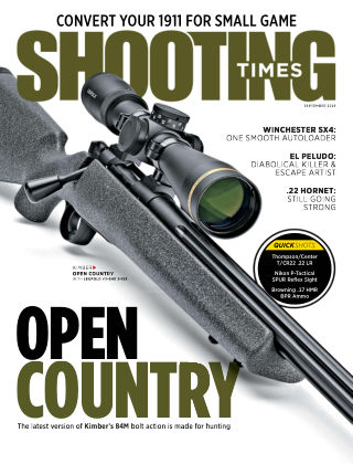 Shooting Times Sep 2018