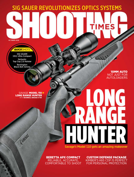 Shooting Times August 07, 2018 00:00