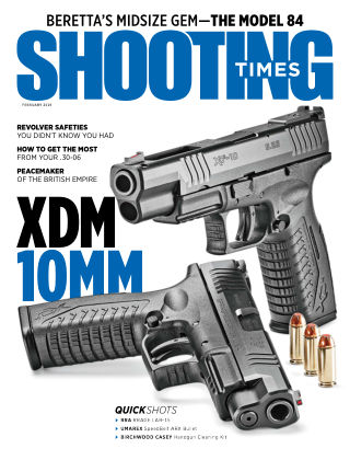 Shooting Times Feb 2019