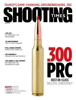Shooting Times Mar 2019