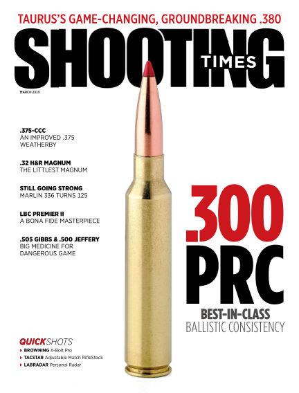 Shooting Times January 01, 2019 00:00