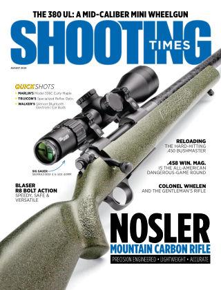 Shooting Times Aug 2019
