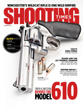 Shooting Times Sep 2019