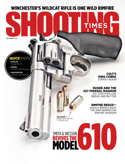 Shooting Times July 09, 2019 00:00