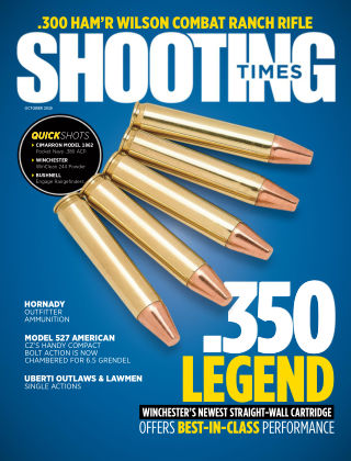 Shooting Times Oct 2019