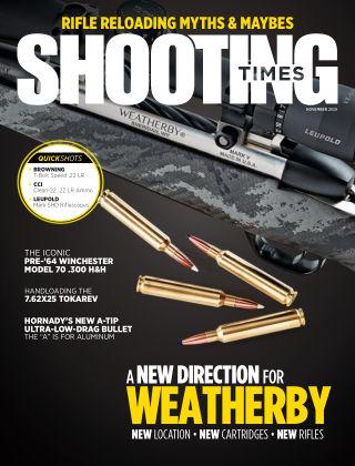 Shooting Times Nov 2019