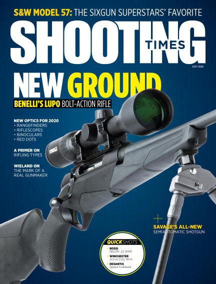 Shooting Times May 12, 2020 00:00