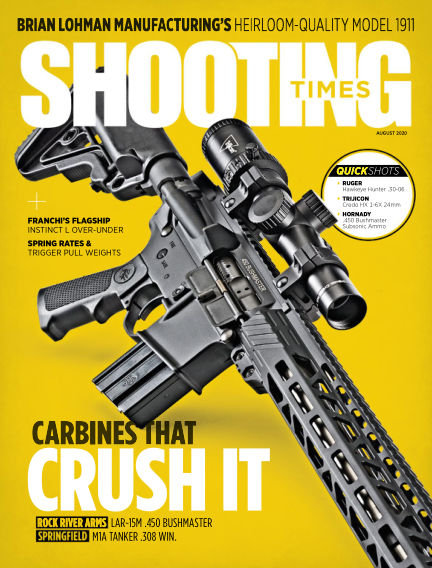 Shooting Times June 09, 2020 00:00