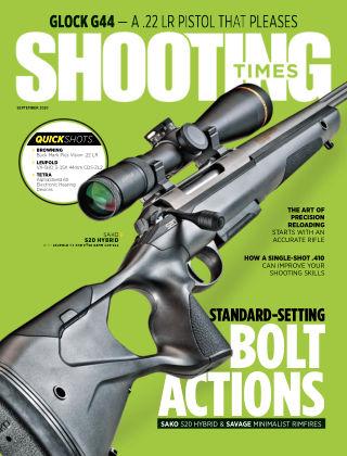 Shooting Times September 2020