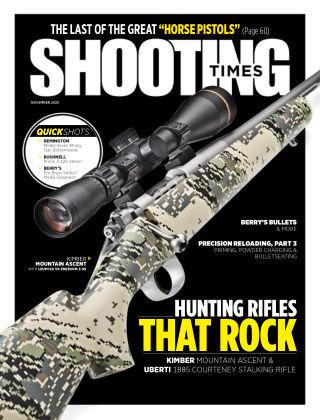 Shooting Times November 2020