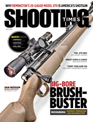 Shooting Times March 2021