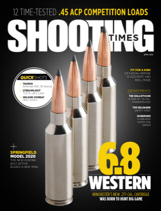 Shooting Times April 2021