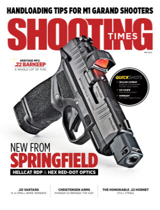 Shooting Times May 2021