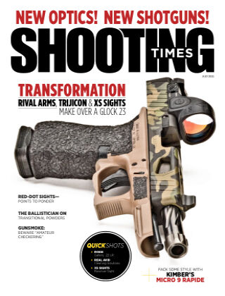 Shooting Times July