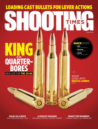Shooting Times August