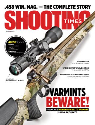 Shooting Times September