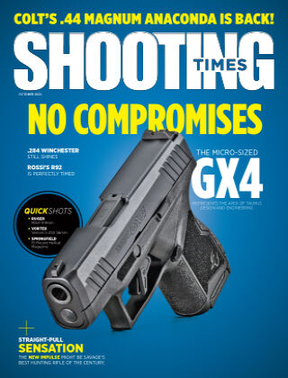 Shooting Times October